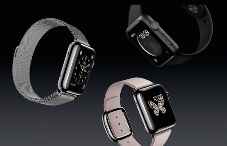 Apple Watch neue Armbaender