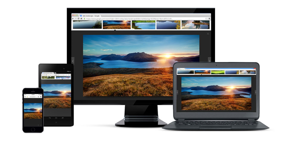 Chrome Bild