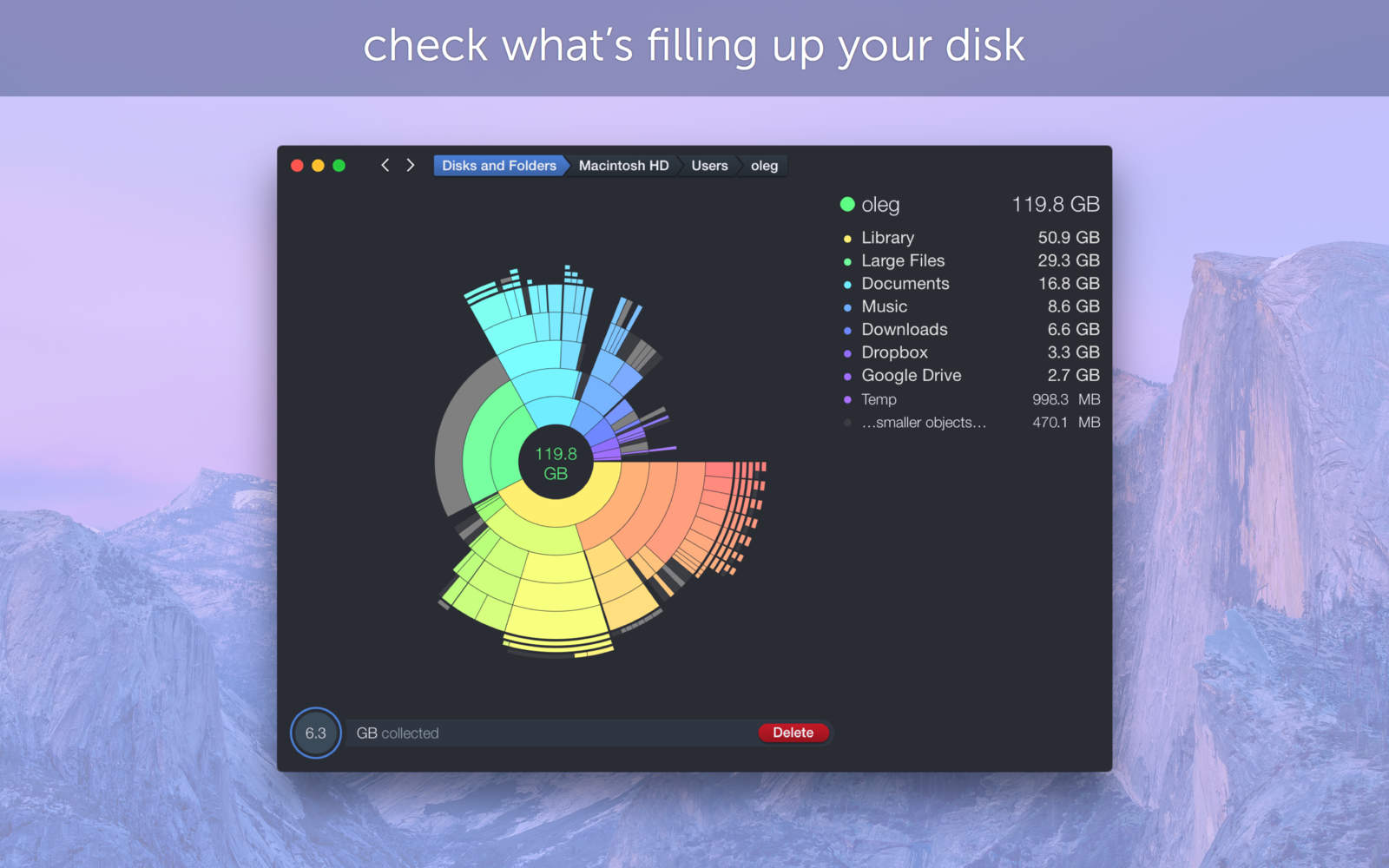 DaisyDisk Screen