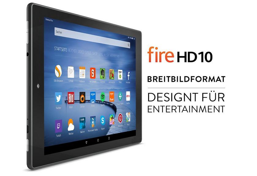 Fire HD 10 Bild