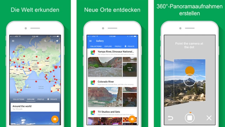 google street view iphone view f 252 r ios gear s2 und runde 2942