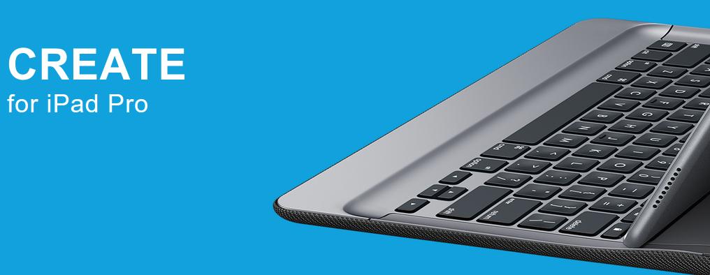 Logitech Create iPad Pro