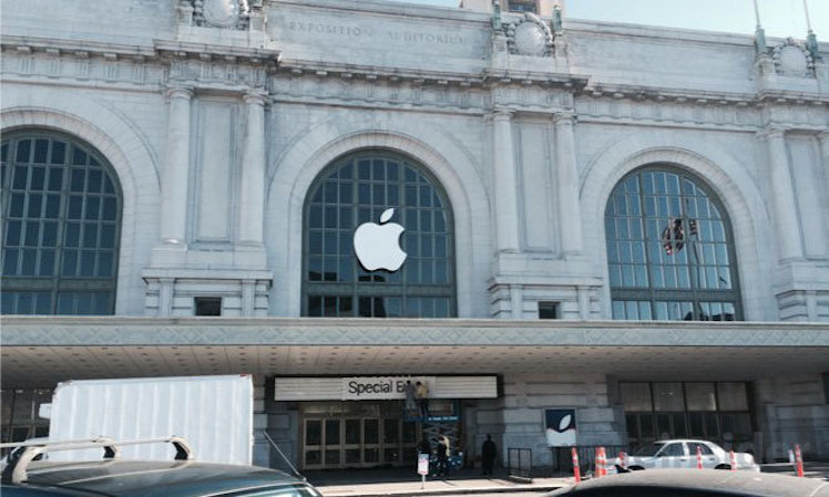 Logo Apple Bill Graham