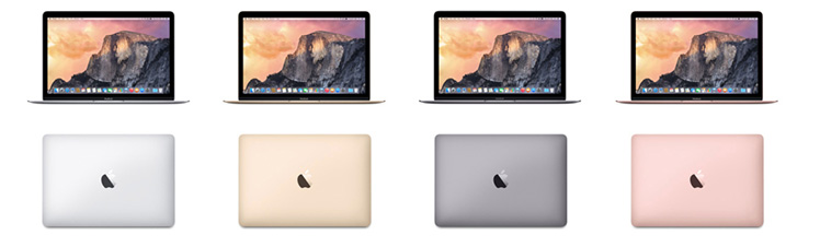 MacBook Rosegold