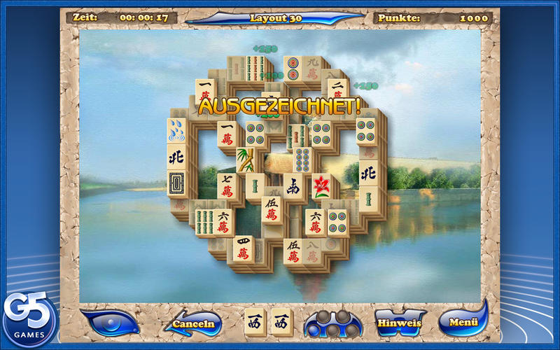Mahjong Artifacts Screen