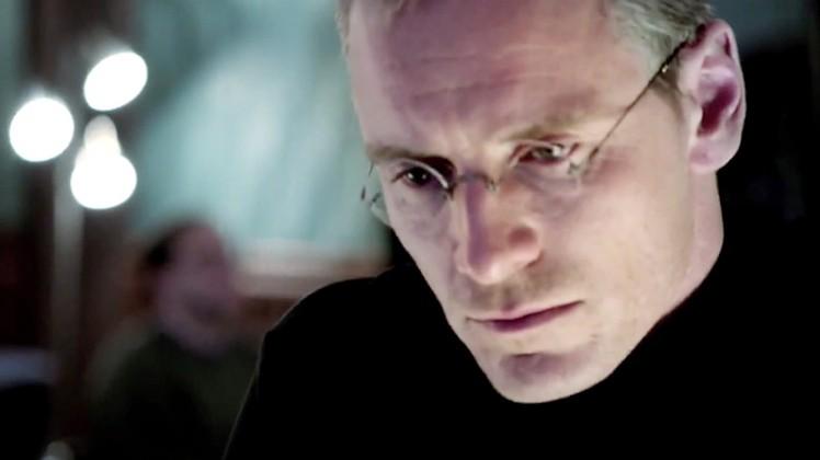 Michael Fassbender---Steve Jobs