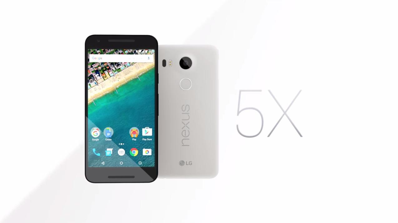 Nexus 5X Bild