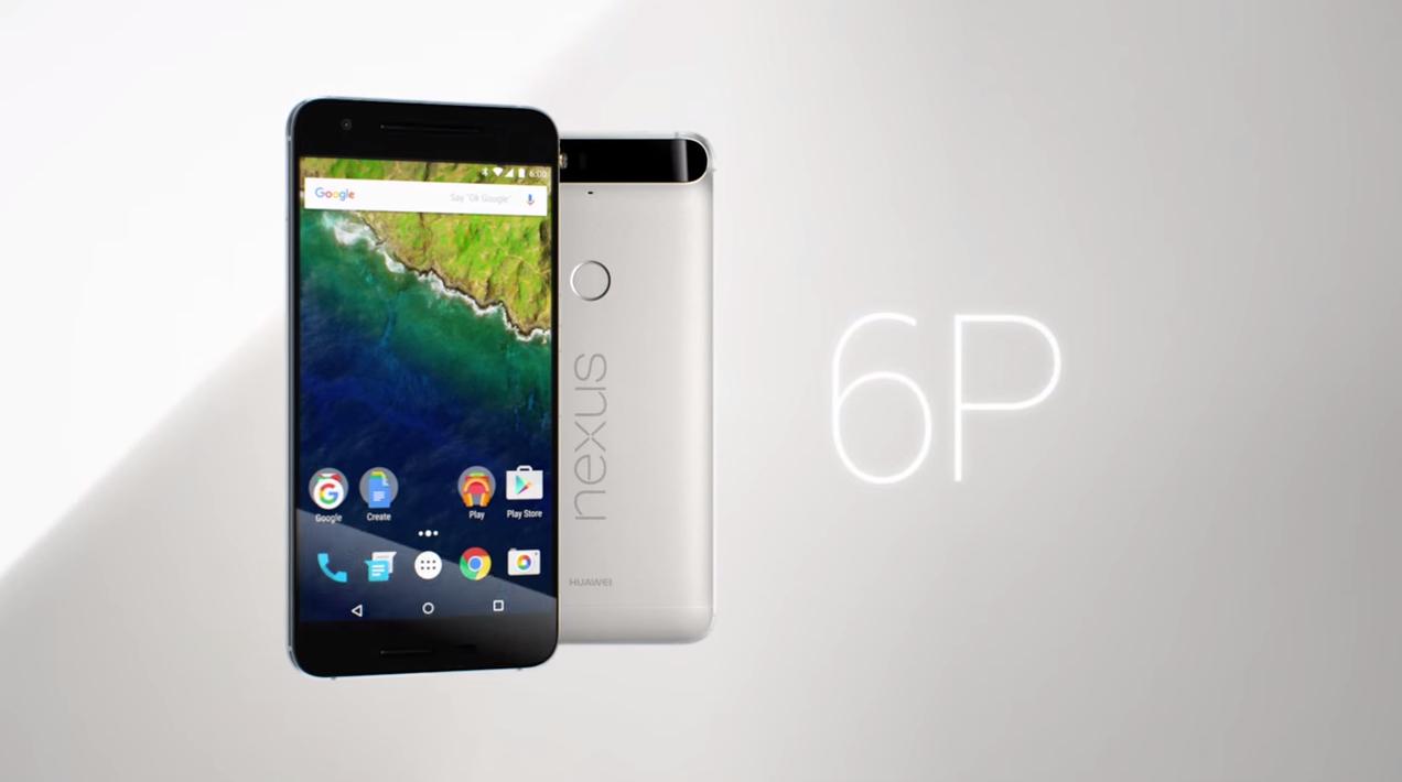 Nexus 6P Bild