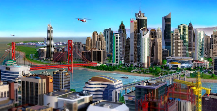 SimCity Complete Mac