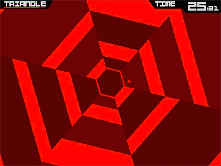 Super Hexagon neu