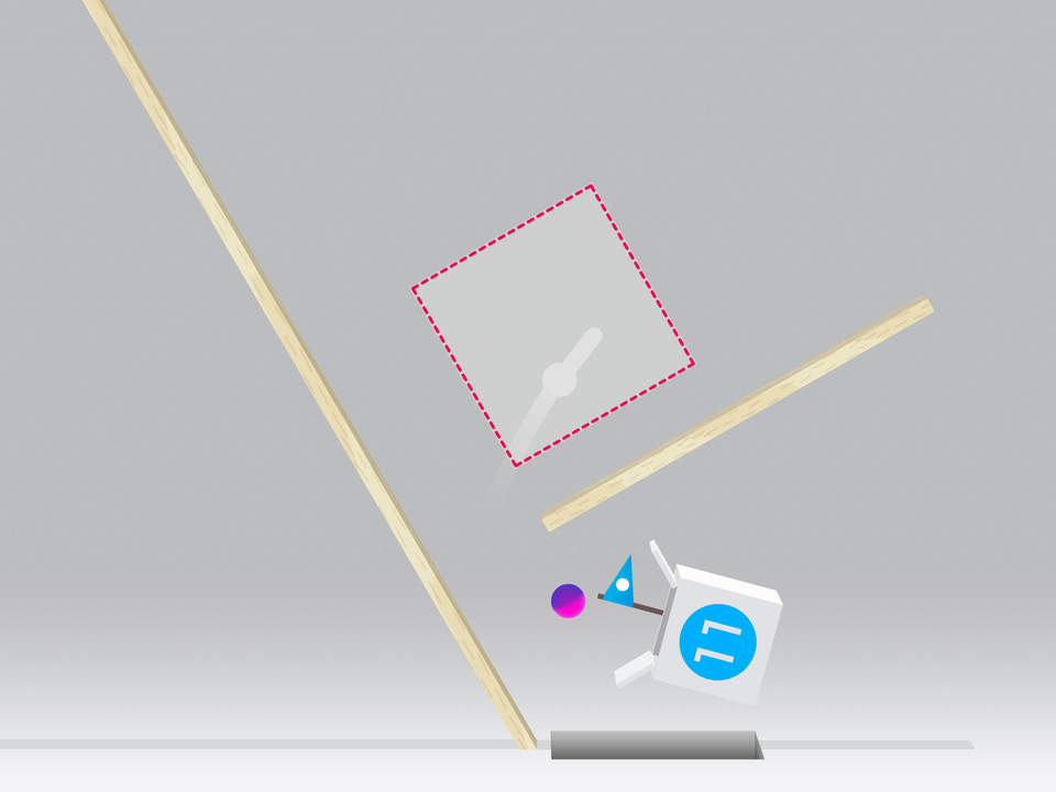Trick Shot Screen