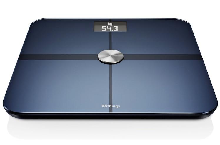 Withings Body Waage blau