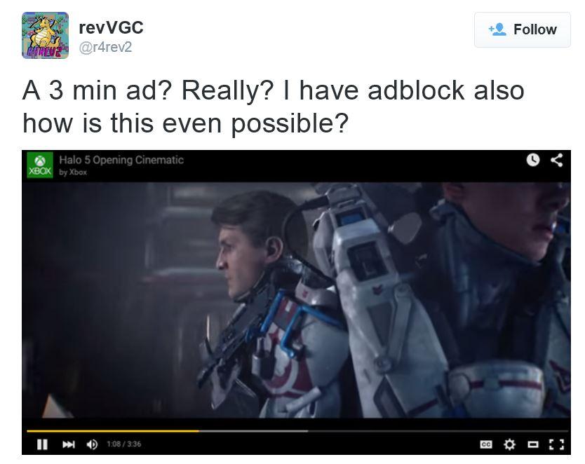 YouTube Adblock Deaktiviert