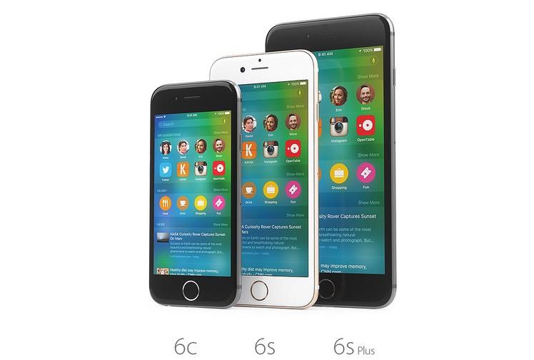 iPhone 6C Mockup Martin Hajek