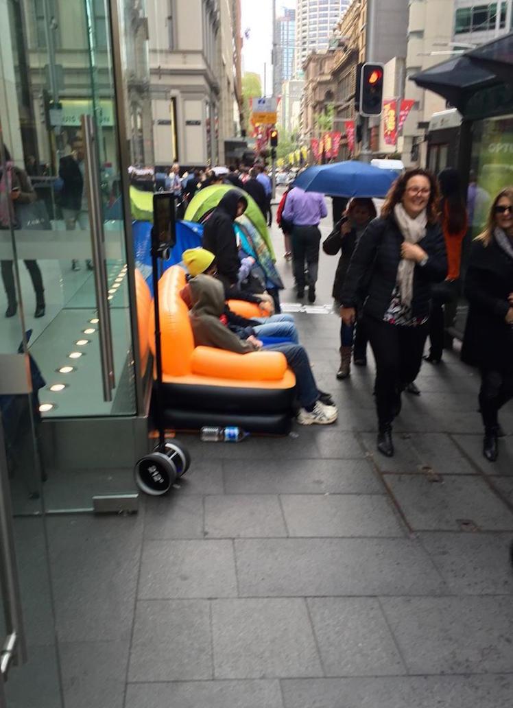 iPhone 6S Sydney 2