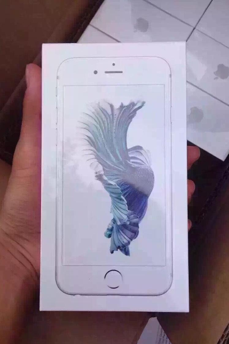 iPhone 6S Verpackung zwei iphoneros.com