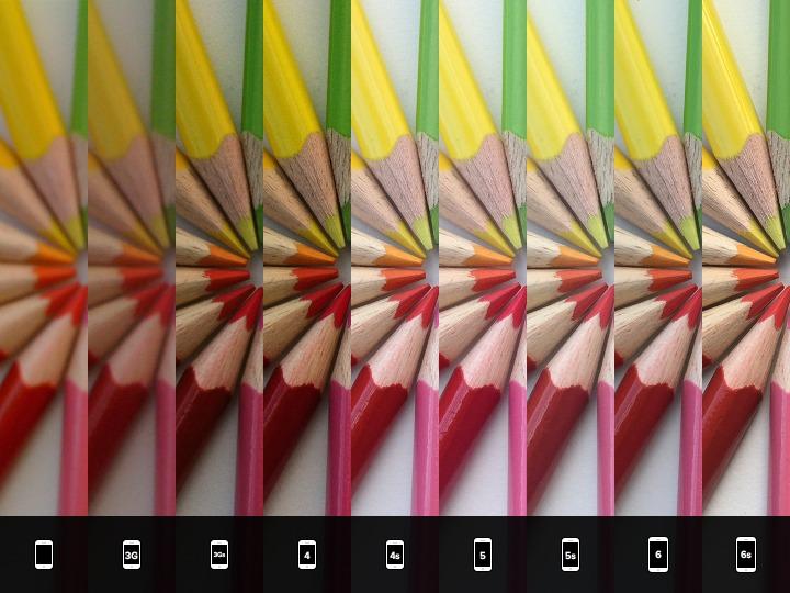 iPhone Kamera Vergleich Makro