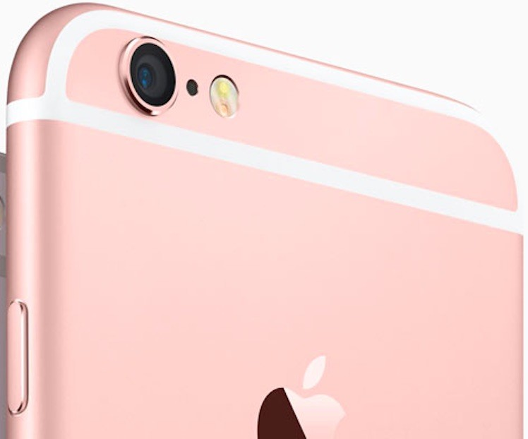 rosa gold iphone 6s