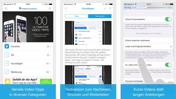 100 iOS 9