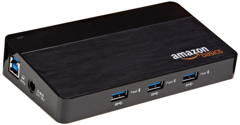 AmazonBasics USB Hub