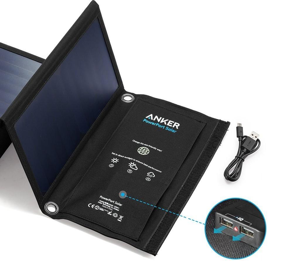 Anker PowerPort Solar Ladegeraet