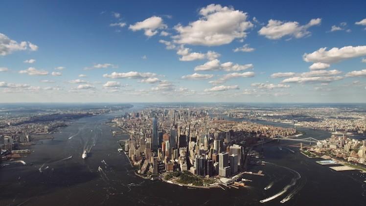Apple TV 4 New York