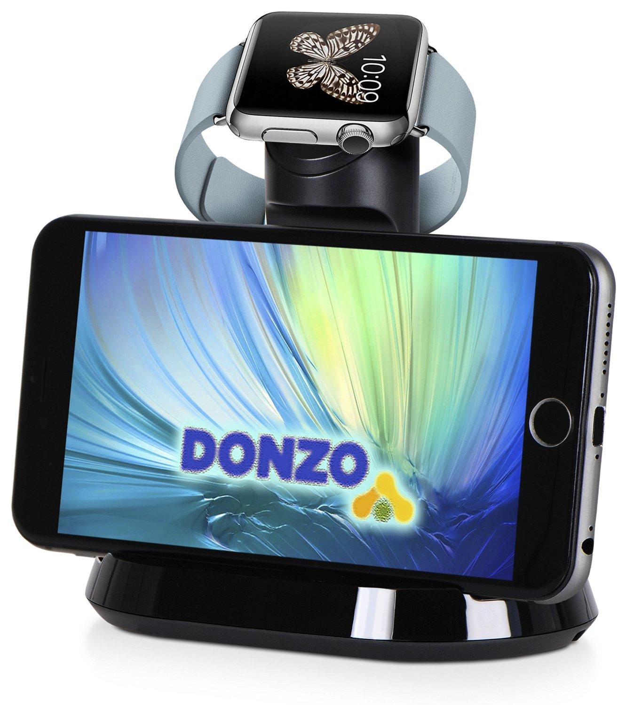 Donzo Apple Watch iPhone Dock