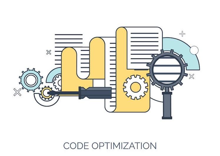 Entwickler Code App entwickeln