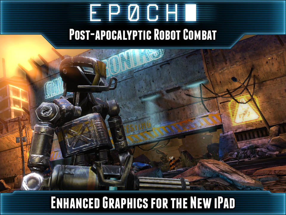 Epoch Screen