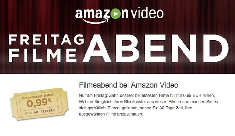 Filmabend Amazon