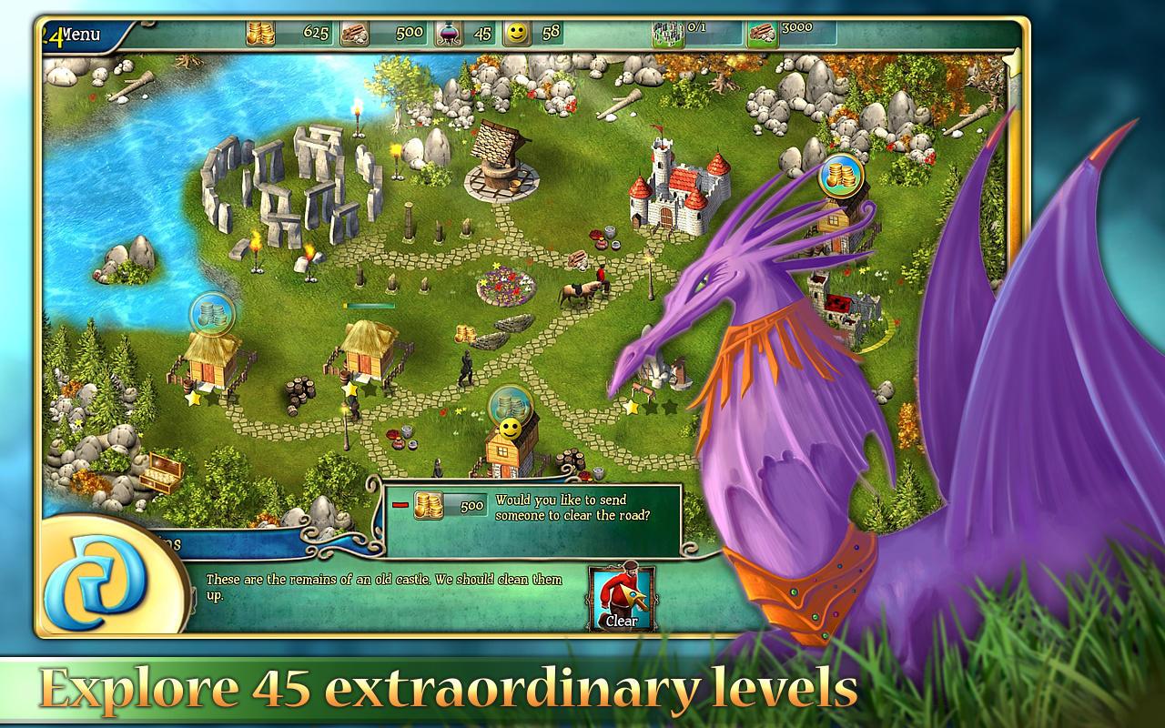 Kingdom Tales Screen