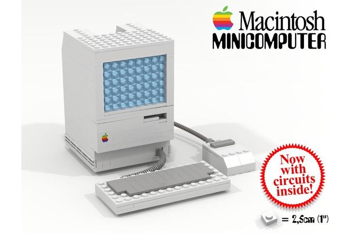 Lego Macintosh
