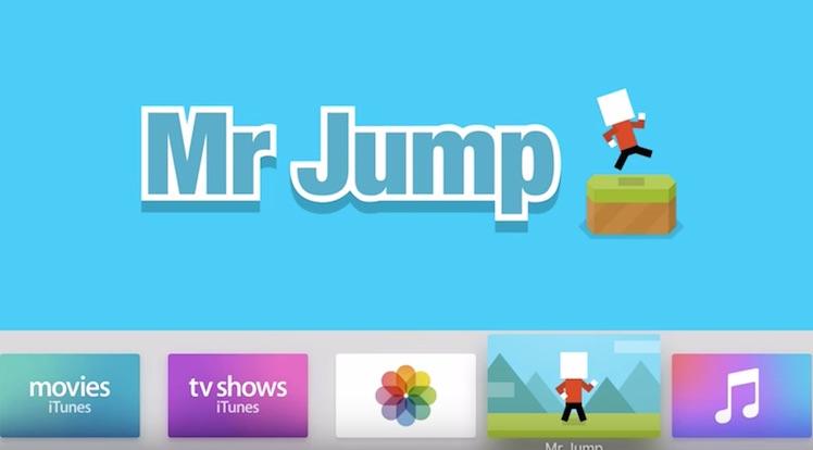 Mister Jump Apple TV