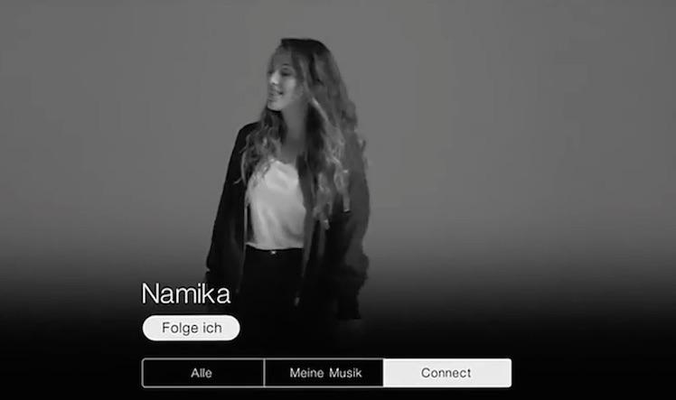 Namika Apple Werbung