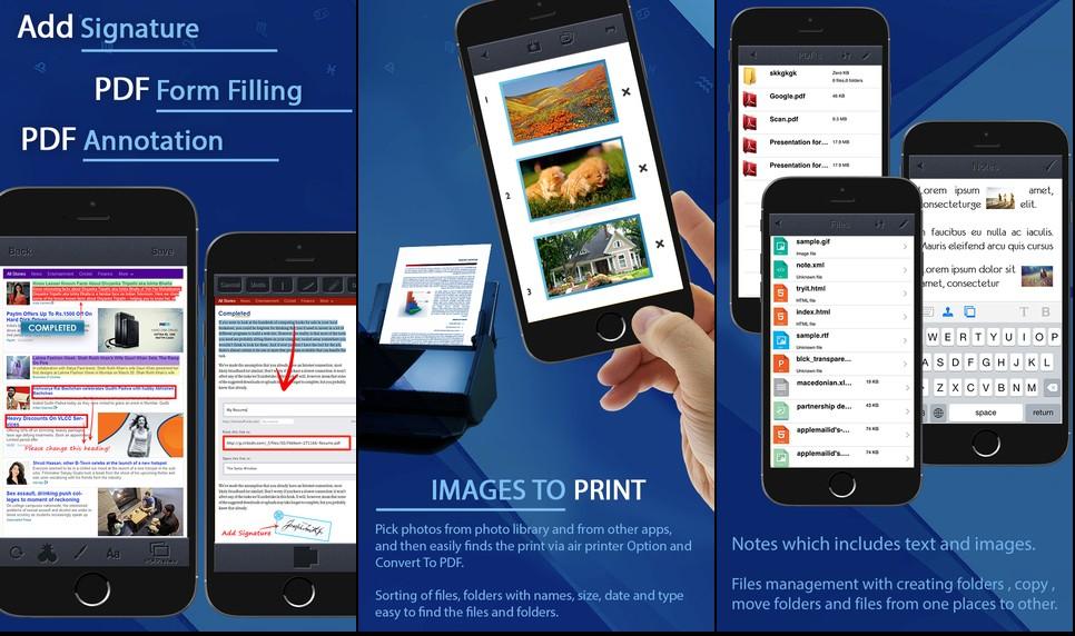 PDF Converter Screen