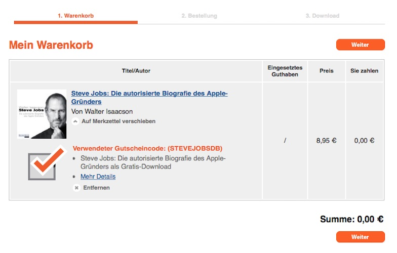 Steve Jobs gratis