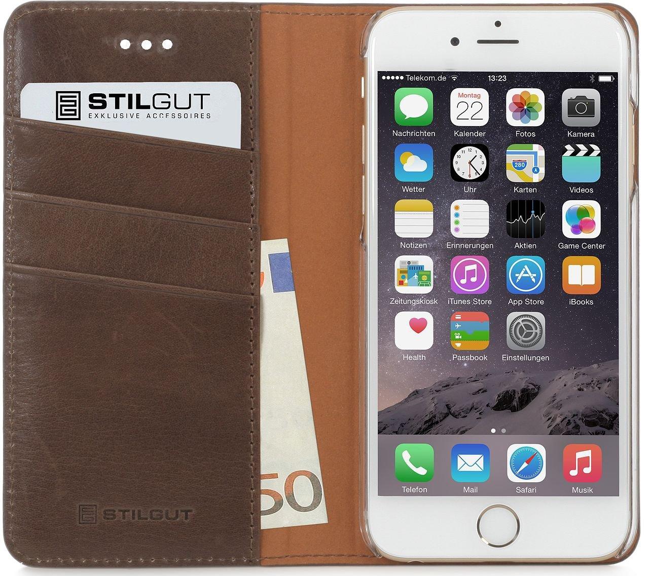 StilGut iPhone Huelle Screen