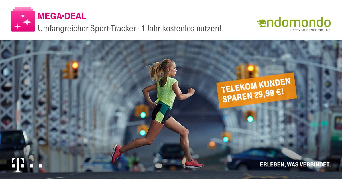 Telekom Mega Deal Endomodo