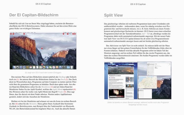 eBook El Capitan