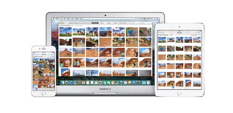 iCloud Fotos