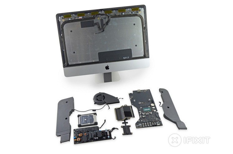iFixit iMac 4K