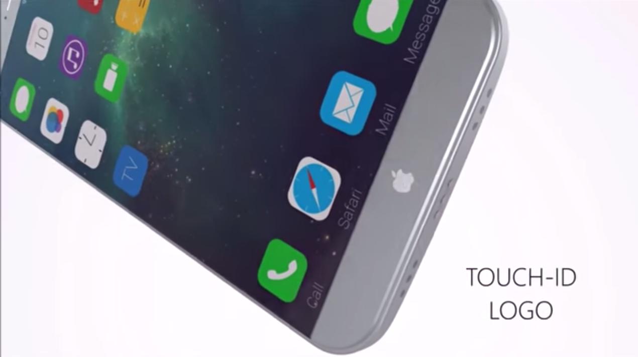 iPhone 7 Konzept Video
