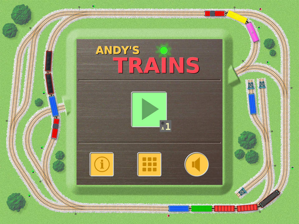Andys Trains Screen