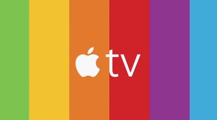 Apple TV Werbung 17 11 2015