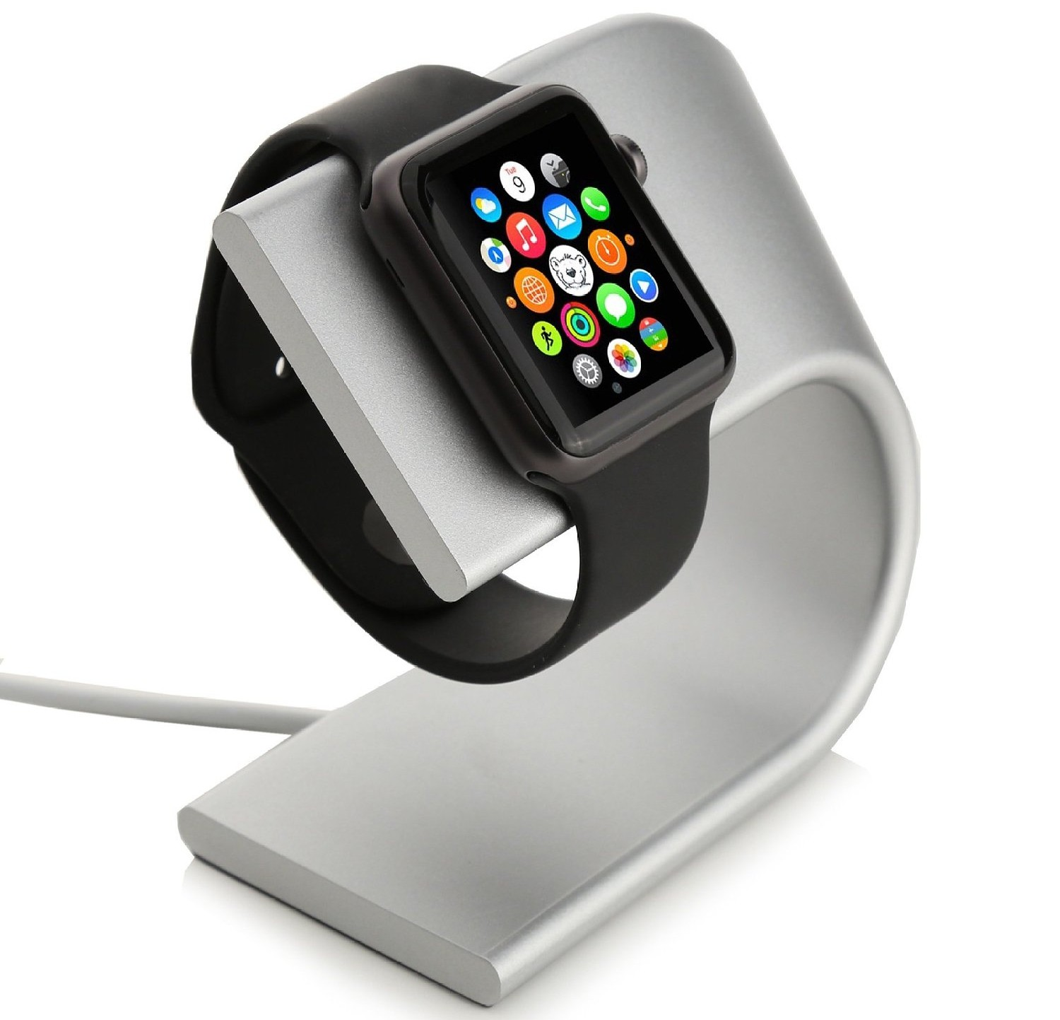 Arktis Apple Watch Staender
