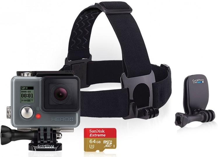 GoPro Profi Set Bild