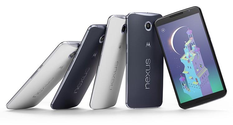 Google Nexus 6 748px