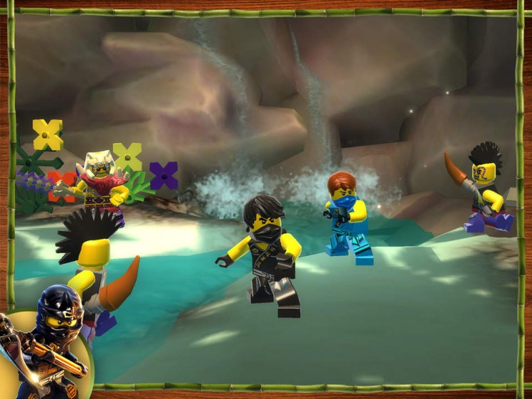 Lego Ninjago Screen