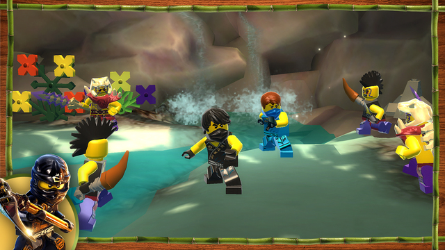 Lego Ninjago Screen