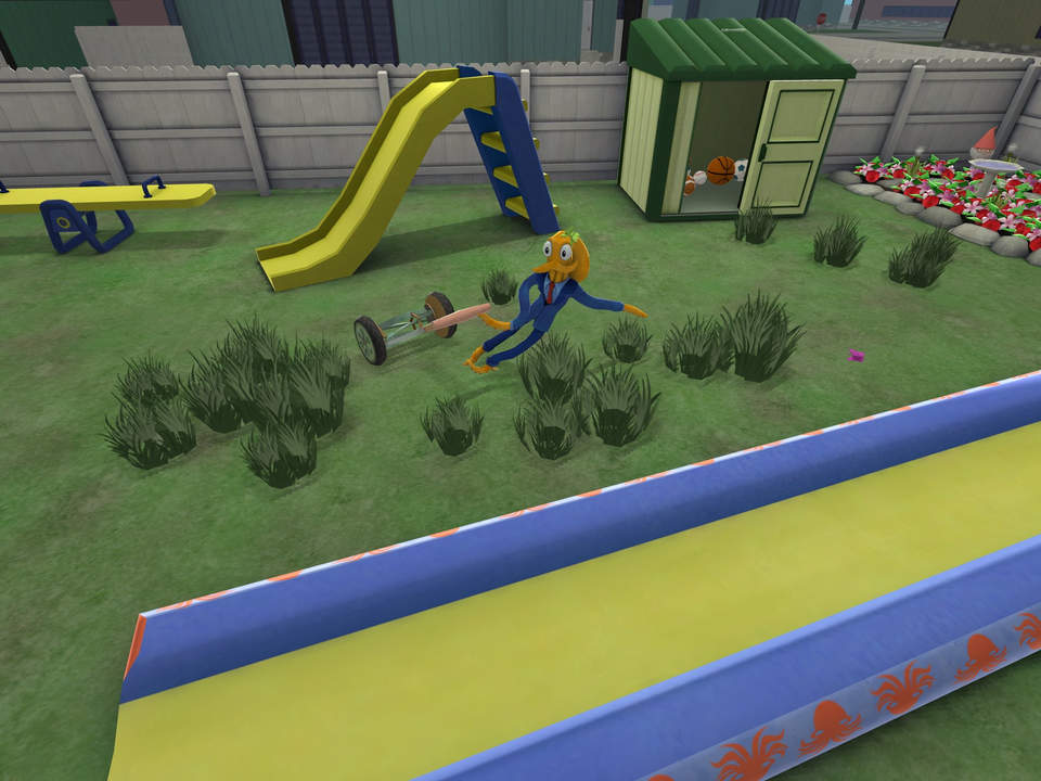 Octodad Screen